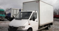 Автофургон Mercedes Benz 411CDI SPRINTER