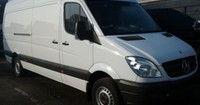 Автофургон MERCEDES-BENZ Sprinter 311 CDI