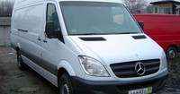 Автофургон Mercedes Sprinter 315 CDI Extra Long