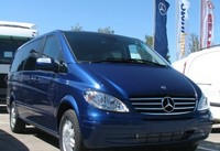 Микроавтобус Mercedes-Benz Viano 2.2 City